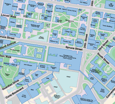 Coa Campus Map.Tuition Fees Md Admissions Admissions Perelman School Of
