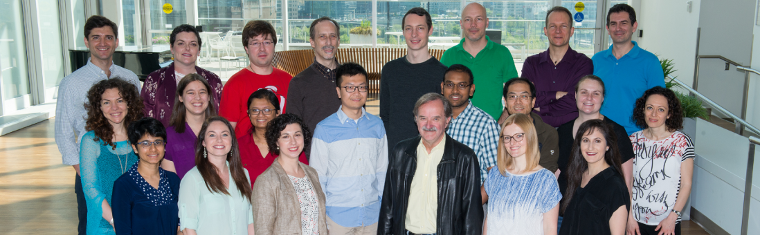 Fitzgerald Lab members located at: Smilow Center for Translational Research