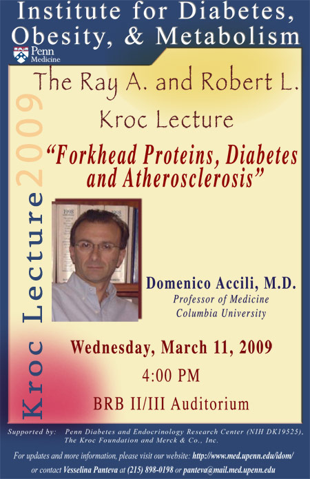 the 2009 spring symposium and kroc lecture