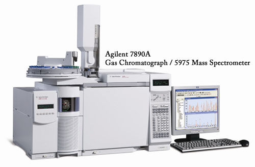 5975 Mass Spectrometer (GC/MS)