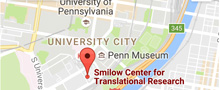 Map and Directions to Smilow Center for Translational Research