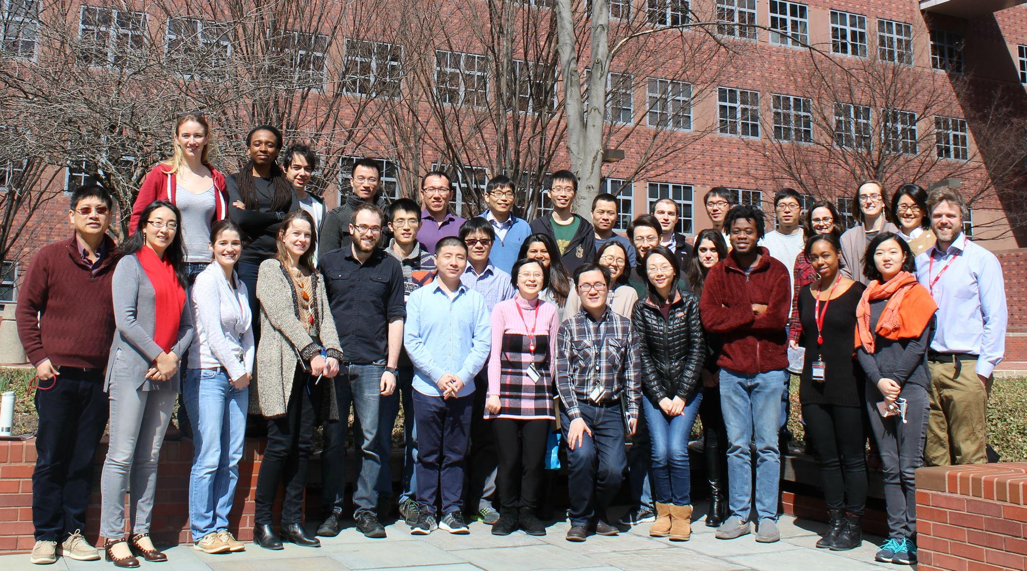 Current Personnel | Ming Lab | Perelman School of Medicine