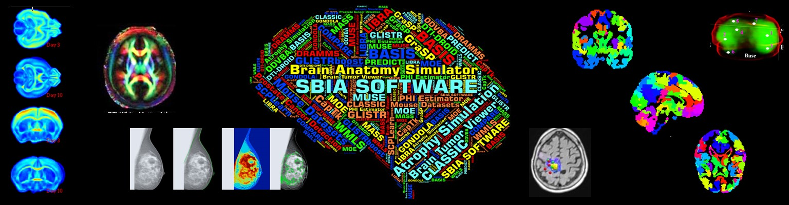 Software | Section for Biomedical Image Analysis (SBIA